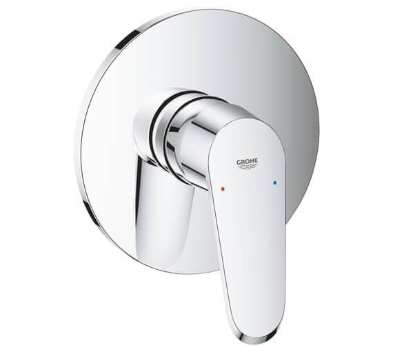 Grohe Eurodisc Cosmopolitan Chrome Single Lever Shower Mixer Trim