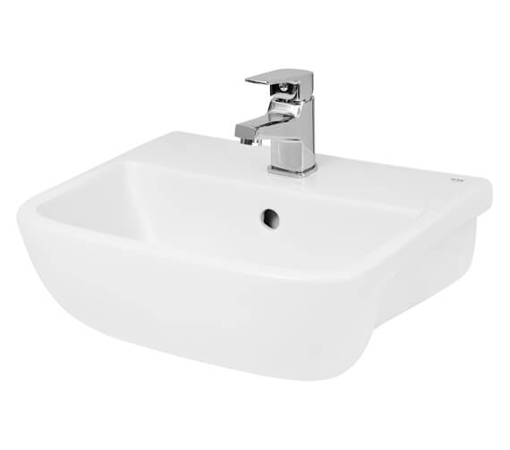 Hudson Reed Aria 420 x 345mm Semi Recessed Basin