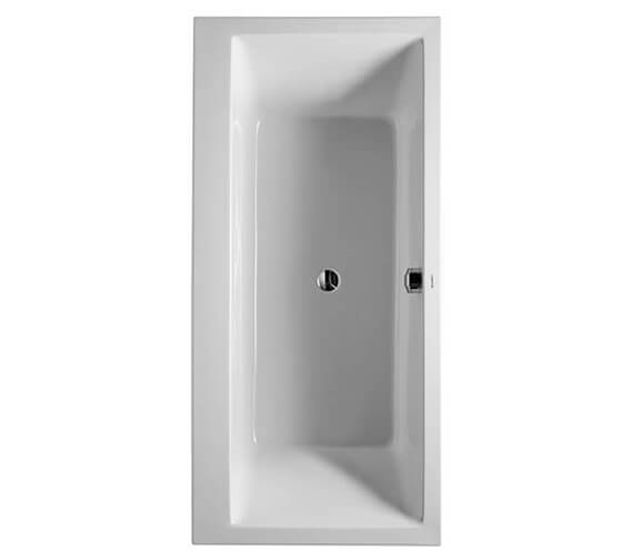 Additional image of Duravit Vero Rectangle Bath With Support Frame