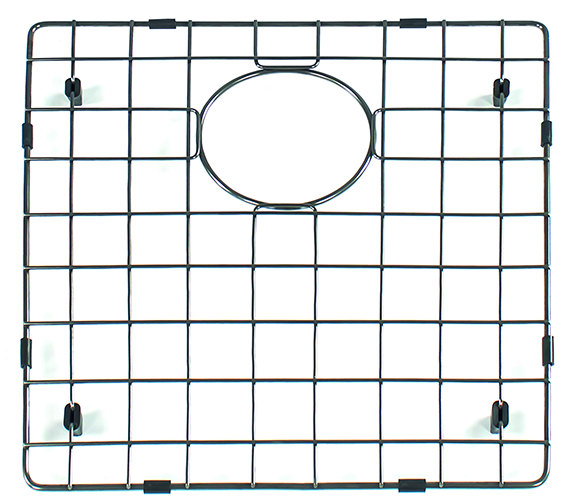 Reginox Gun Metal Bottom Grid For Sink 380 x 380mm