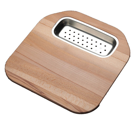 Reginox S1210 Wooden Cutting Board