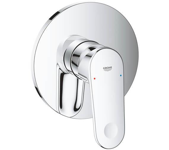Grohe Europlus Chrome Single Lever Shower Mixer Trim