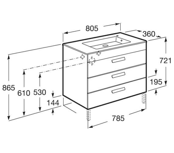 Technical drawing QS-V99684 / 857125806