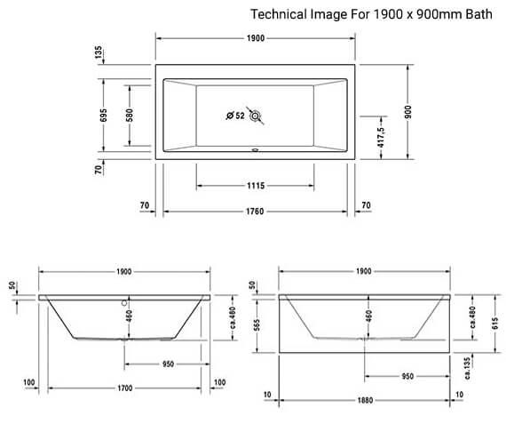 Technical drawing QS-V47617 / 700148000000000