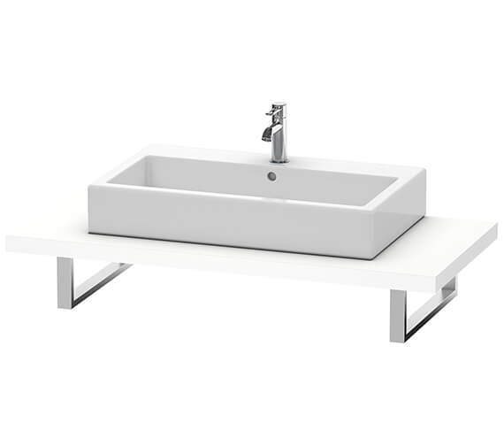 Duravit Vero Air 550mm Depth Console For Above Counter And Countertop Basin
