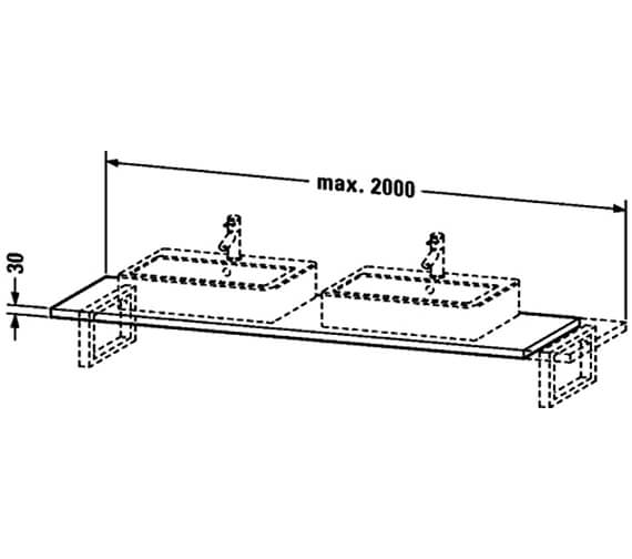Technical drawing QS-V4486 / VE097C01818