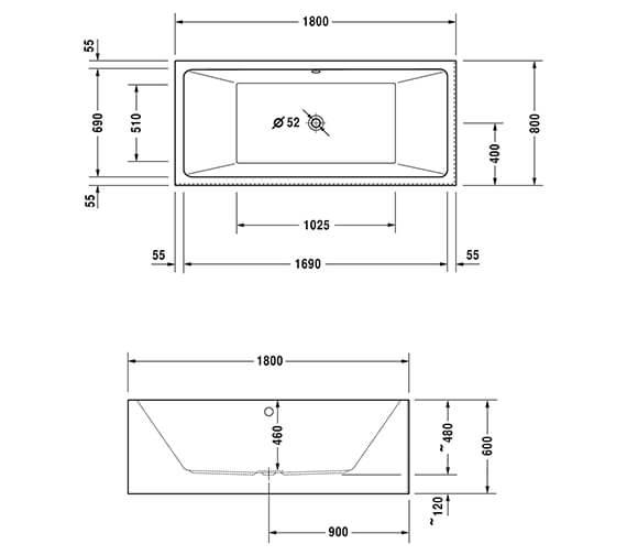 Technical drawing QS-V89453 / 760415000AS0000