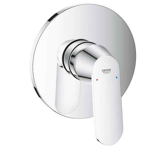 Grohe Eurosmart Cosmoplitan Chrome Single Lever Shower Mixer Trim