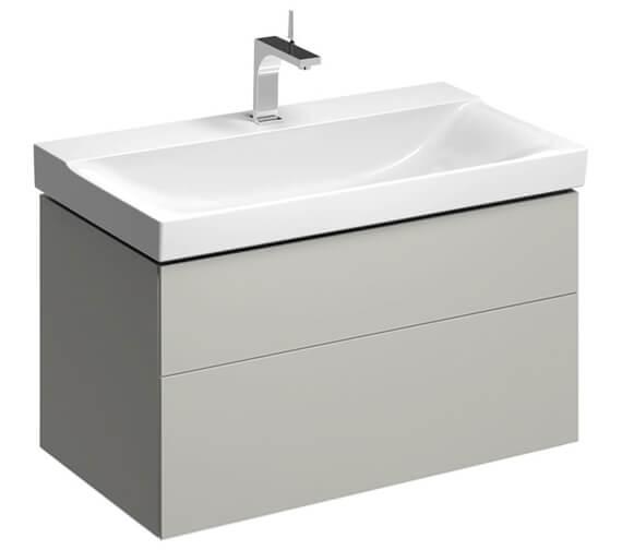Alternate image of Geberit Xeno2 Double Drawers Vanity Unit