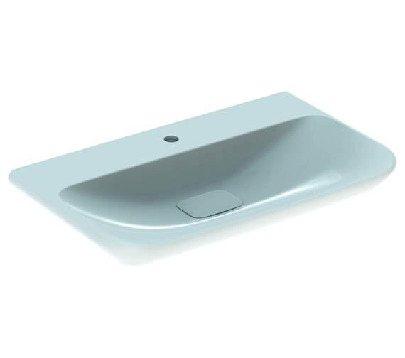 Additional image of Geberit MyDay 1 Taphole White Washbasin