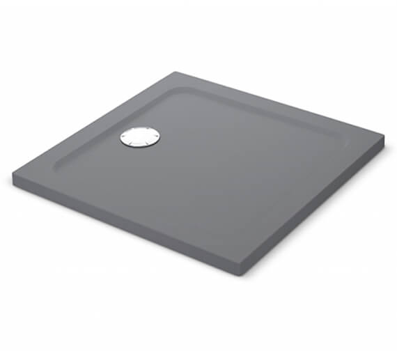 Additional image of Mira Flight Safe Square Shower Tray