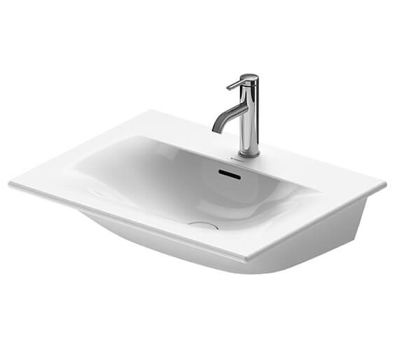 Duravit Viu Furniture Washbasin With Overflow