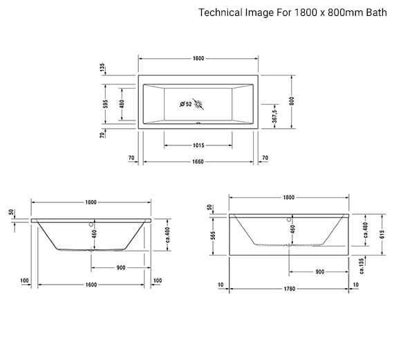 Technical drawing QS-V47620 / 760135000CE1000