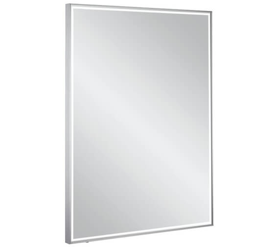 Crosswater MPRO 600 x 800mm Lit Illuminated Mirror