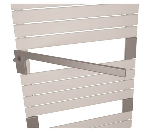 Additional image of Crosswater Levante 550 x 1360mm Towel Warmer