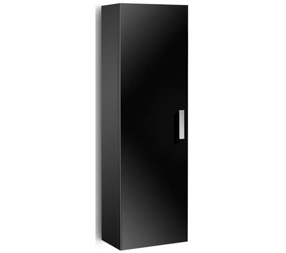 Roca Diverta Gloss Black Tall Column Unit