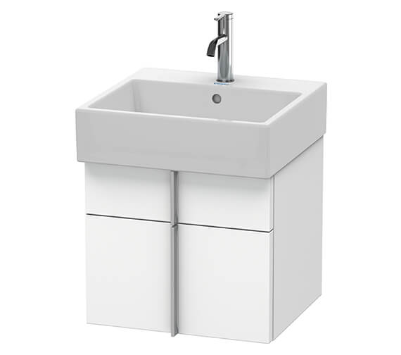 Duravit Vero Air 1 Drawer and 1 Pull-Out Compartment Wall-mounted Vanity Unit For Basin