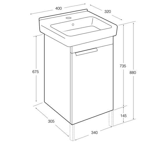 Technical drawing QS-V99660 / 856612100
