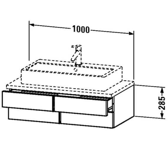 Technical drawing QS-V4339 / VE657001818