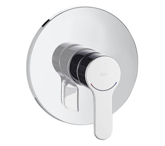 Roca L20 Premium-Quality Built-In Bath Or Shower Mixer Valve