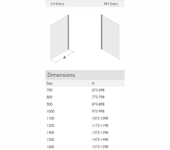 Technical drawing QS-V100112 / SP400-700LHE