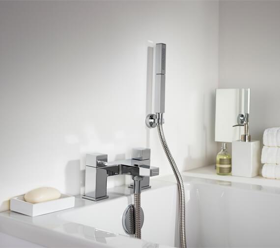 Mira Honesty Deck Mounted Bath Shower Mixer Tap