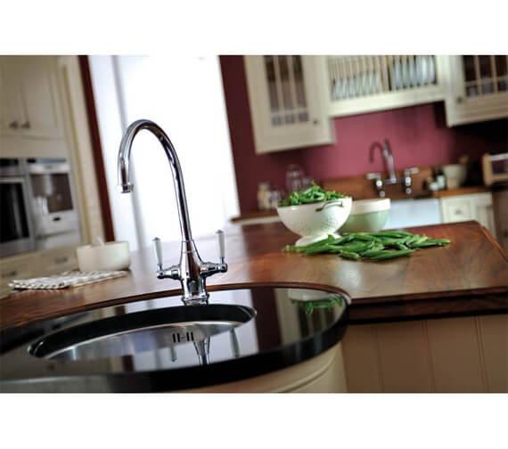 Additional image of Abode Astbury Monobloc Kitchen Mixer Tap