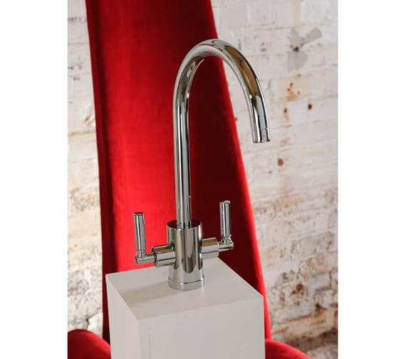Additional image of Abode Atlas Aquifier Water Filter Monobloc Kitchen Mixer Tap