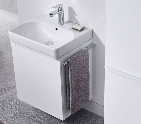 Alternate image of Geberit Smyle Square Single Door Vanity Unit
