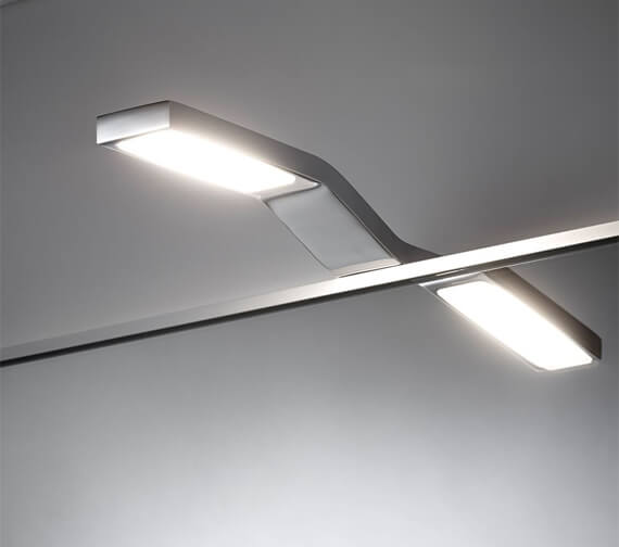 Sensio Wave COB LED Over Mirror Light
