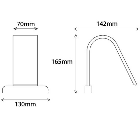 Technical drawing QS-V88705 / SE34301C0