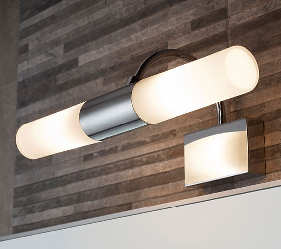 Sensio Phoenix Double LED Tube Wall Light