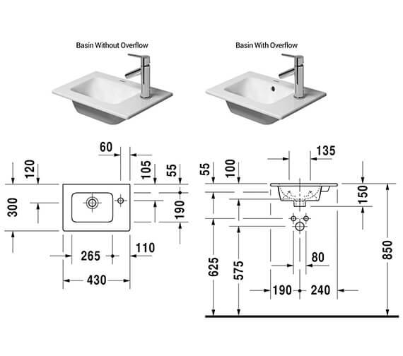 Technical drawing QS-V42533 / XV4024LB118