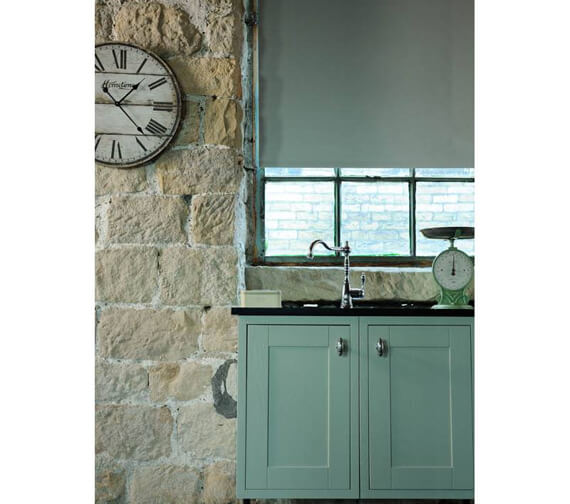 Alternate image of Abode Bayenne Single Lever Kitchen Mixer Tap