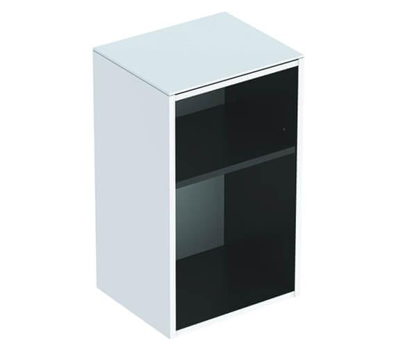 Geberit Smyle Square Open Shelves Short Projection Low Cabinet