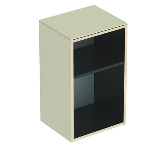 Additional image of Geberit Smyle Square Open Shelves Short Projection Low Cabinet