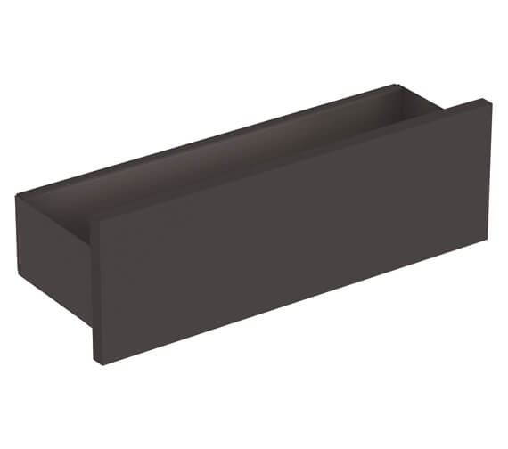 Additional image of Geberit Smyle Square 450 x 143mm Wall Shelf