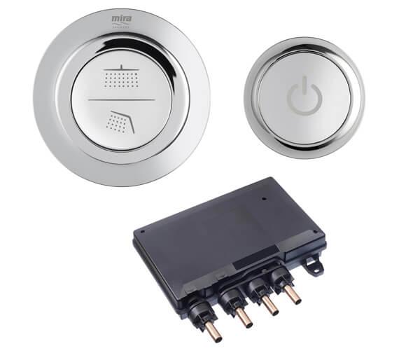 Mira Mode Dual Digital Shower Valve And Controller