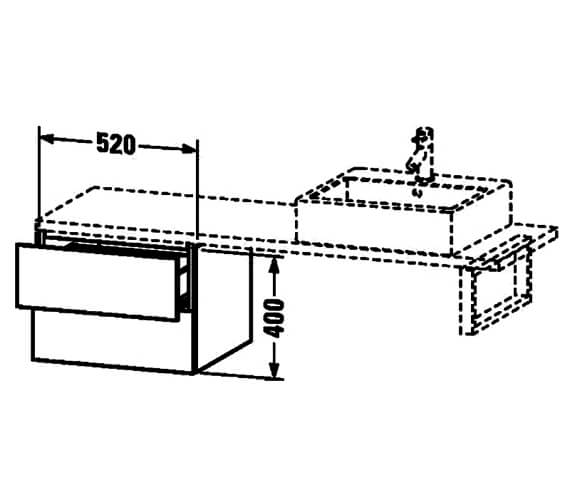 Technical drawing QS-V63399 / LC685801818