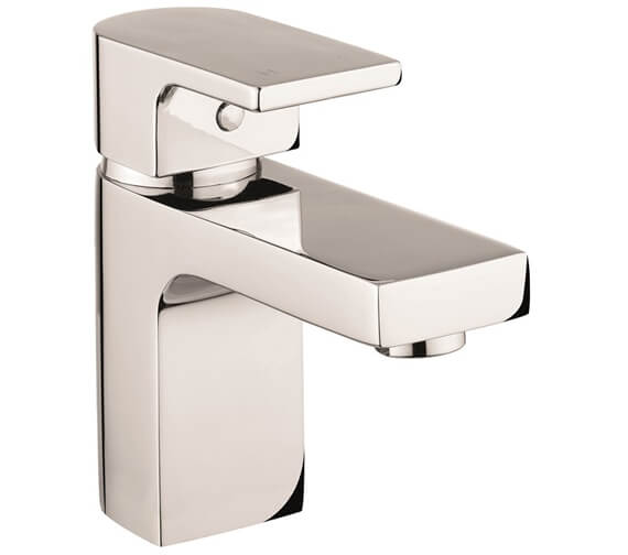 Crosswater Planet Monobloc Basin Mixer Tap With Click Clack Waste
