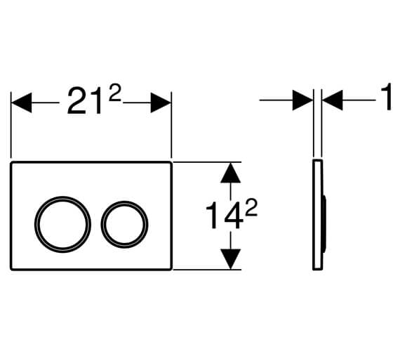 Technical drawing QS-V51897 / 115.240.KJ.1