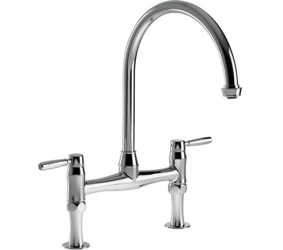 Abode Brompton Bridge Kitchen Mixer Tap