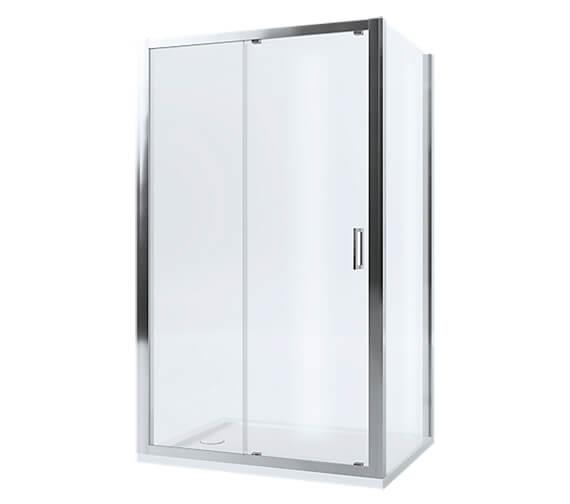 Mira Leap 6mm Glass Single Sliding Door