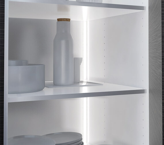 Additional image of Sensio Beam Angled Aluminium Profile