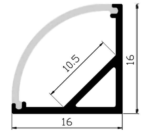 Technical drawing QS-V88714 / SE982120 x 3