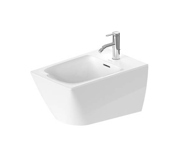 Duravit Viu 570mm Wall Mounted Bidet