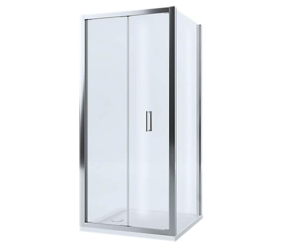 Mira Leap 6mm Glass Bi-Fold Door
