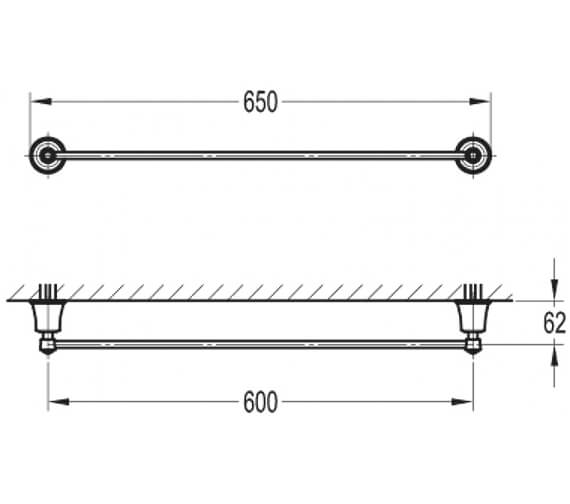 Technical drawing QS-V89462 / LI8981