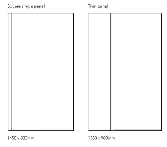 Technical drawing QS-V98058 / 1.1863.064