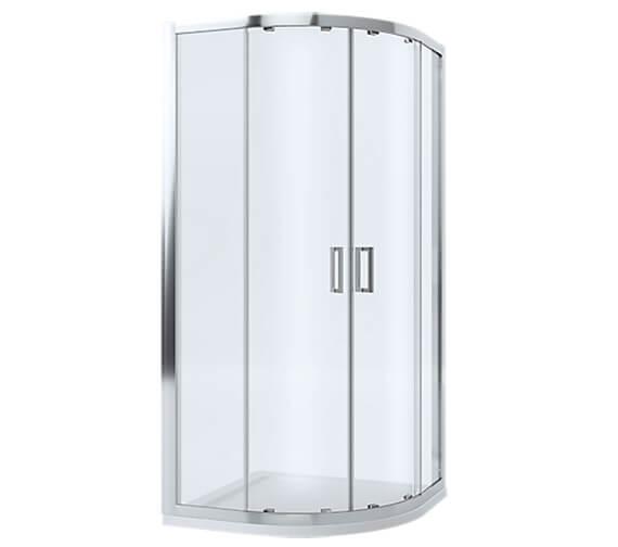 Mira Leap 6mm Glass Quadrant Enclosure